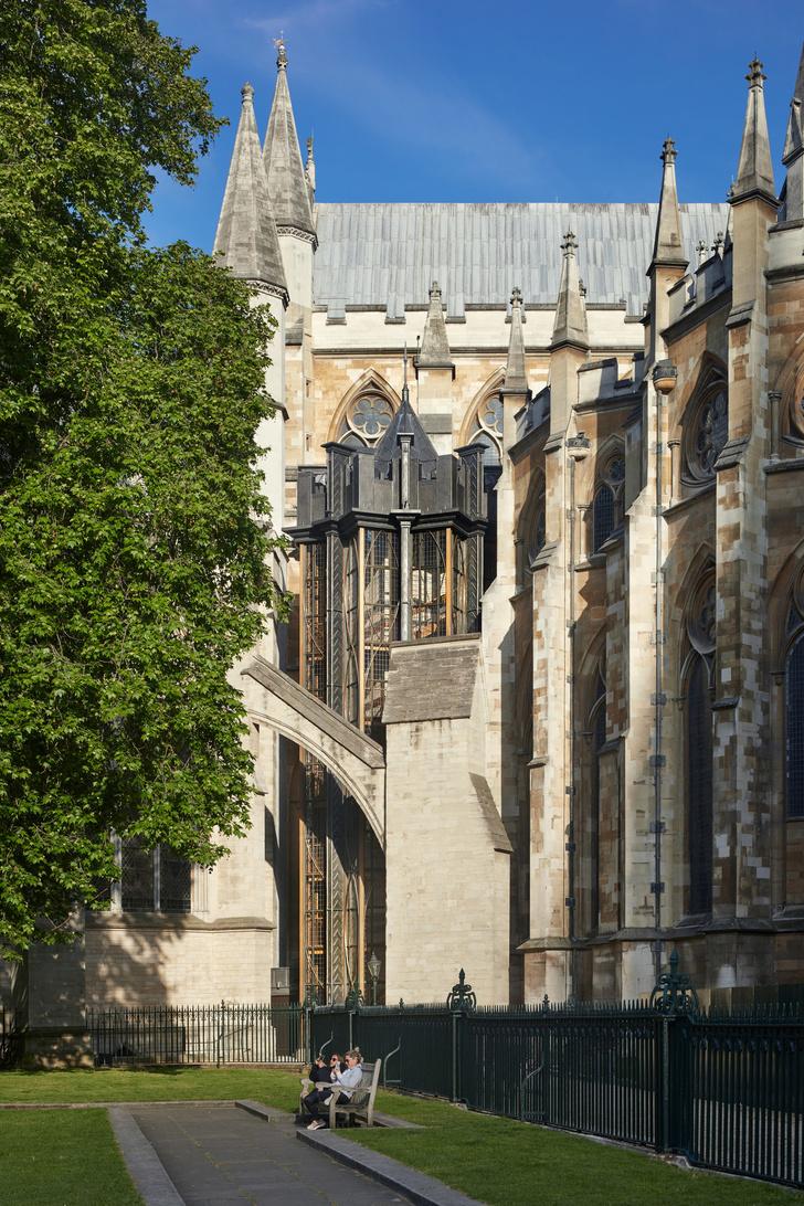 Бриллиантовая галерея Вестминстерского аббатства открывается для посещения впервые за 700 лет (фото 0)