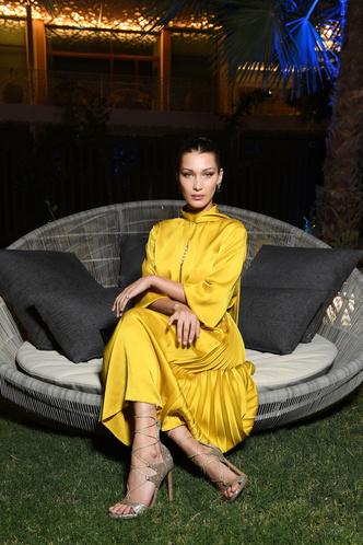 Белла Хадид на вечеринке Bulgari в Дубае (фото 1)