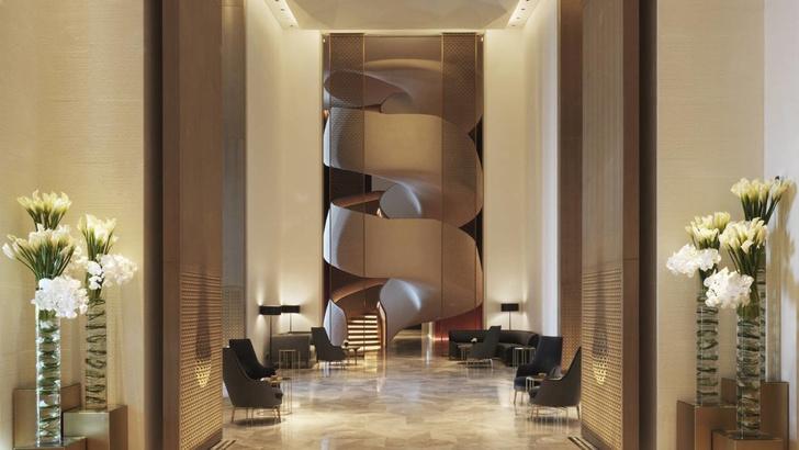 Yabu Pushelberg: отель в Кувейте (фото 2)