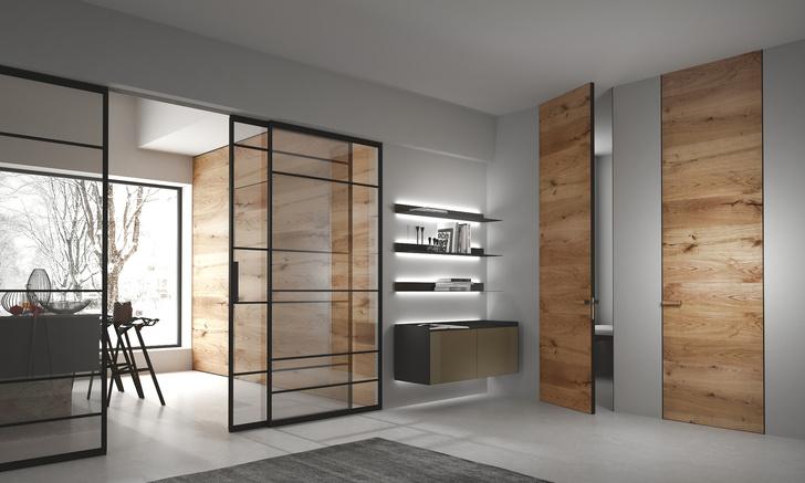 Идеальный баланс: выбираем двери и мебель в едином стиле (фото 1)