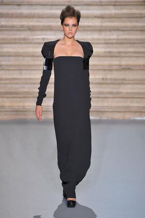 Показ Stephane Rolland коллекции сезона Осень-зима 2009-2010 года Haute couture - www.elle.ru - Подиум - фото 88348