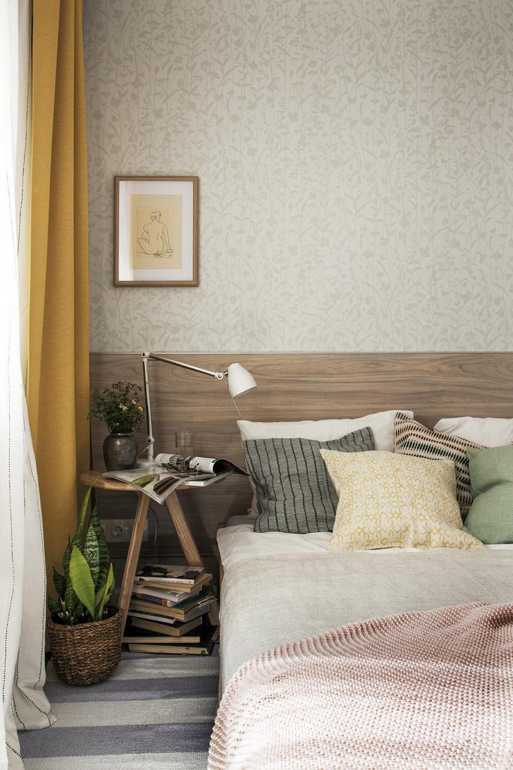 33 квадратных метра для счастья: маленькая квартира в Петербурге (фото 3)