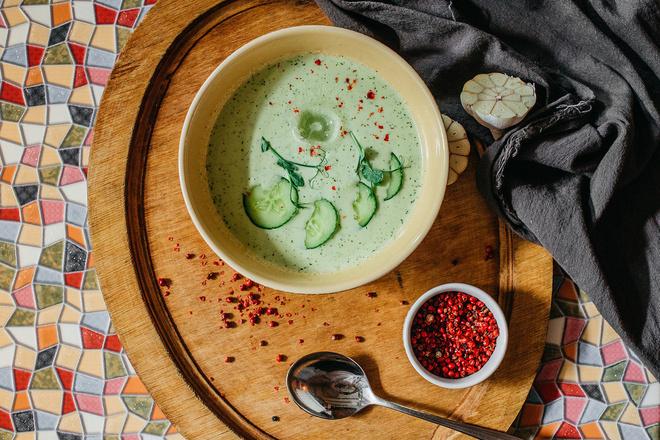 7 холодных супов для жаркого лета (фото 19)