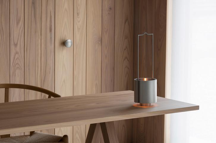 Минималистская керосиновая лампа Джона Поусона для Wästberg (фото 0)