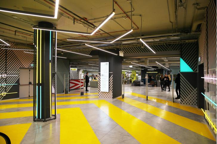 В Москве открылось концептуальное фэшн-пространство Underline