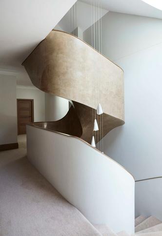 Вилла в Сиднее со скульптурной лестницей (фото 6.1)