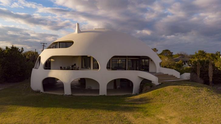 Дом-купол (фото 0)