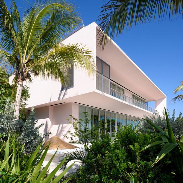 Вилла в Майами для коллекционера искусства (фото 2)