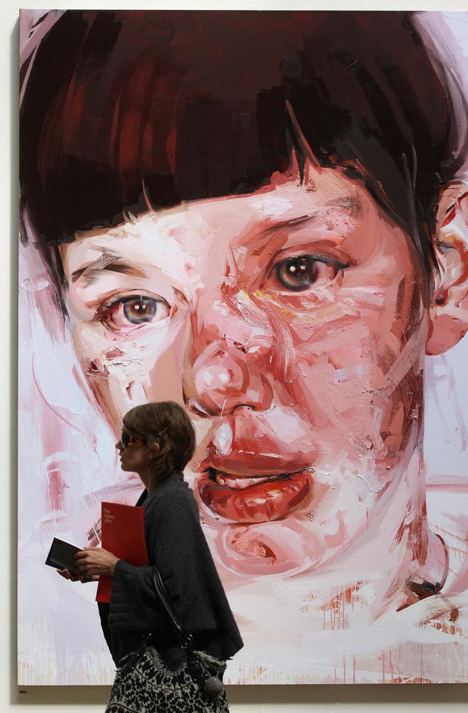 Обнаженные тела и сумасшедшая интуиция: что известно о самой дорогой художнице? (фото 3)