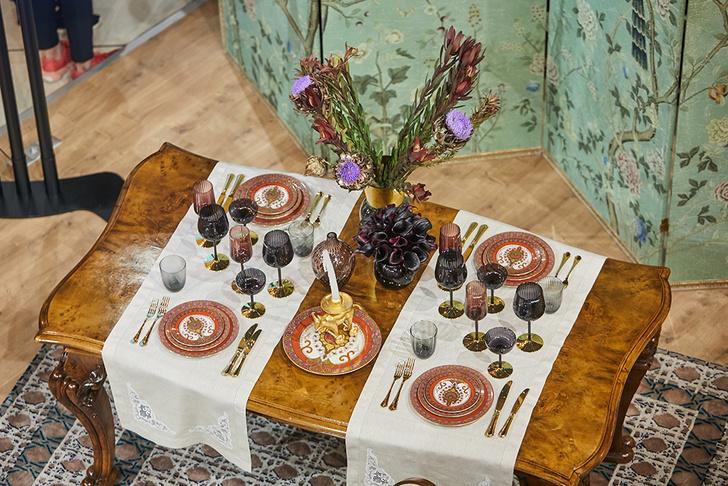 Выставка «Декор стола» Bosco Casa (фото 3)