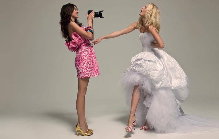 Лучшие платья для подружек невесты