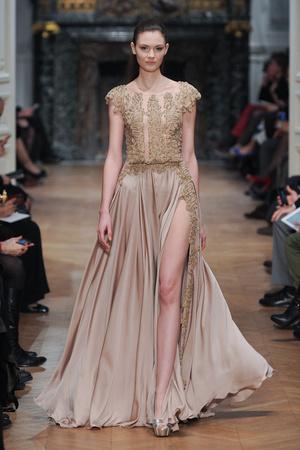 Показ Tony Ward коллекции сезона Весна-лето 2014 года haute couture - www.elle.ru - Подиум - фото 574401