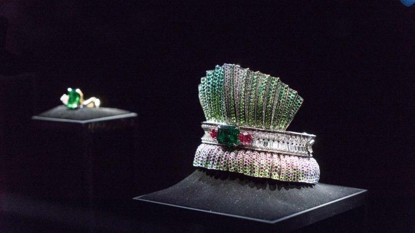 Выставка-ретроспектива Dior Haute Joaillerie (фото 0)