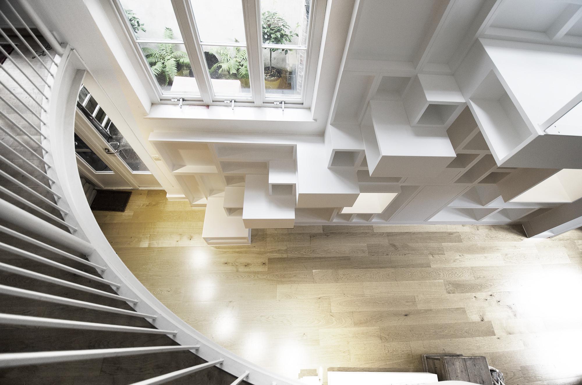 Топ-10: самые необычные дизайнерские лестницы | галерея [5] фото [3]