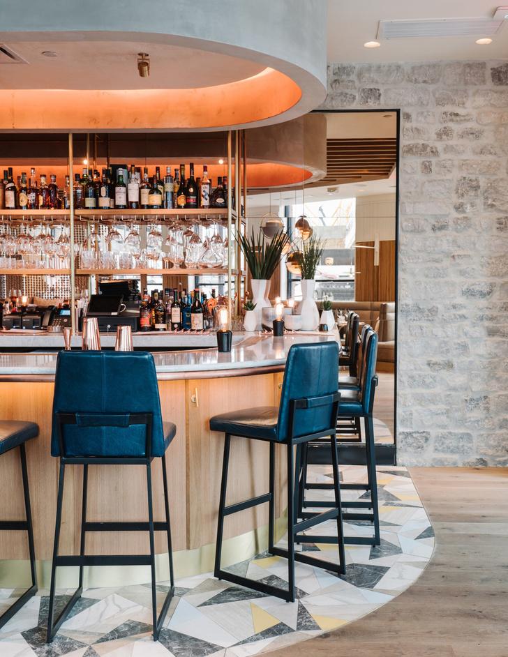 Французский ресторан и бар в Атланте (фото 6)
