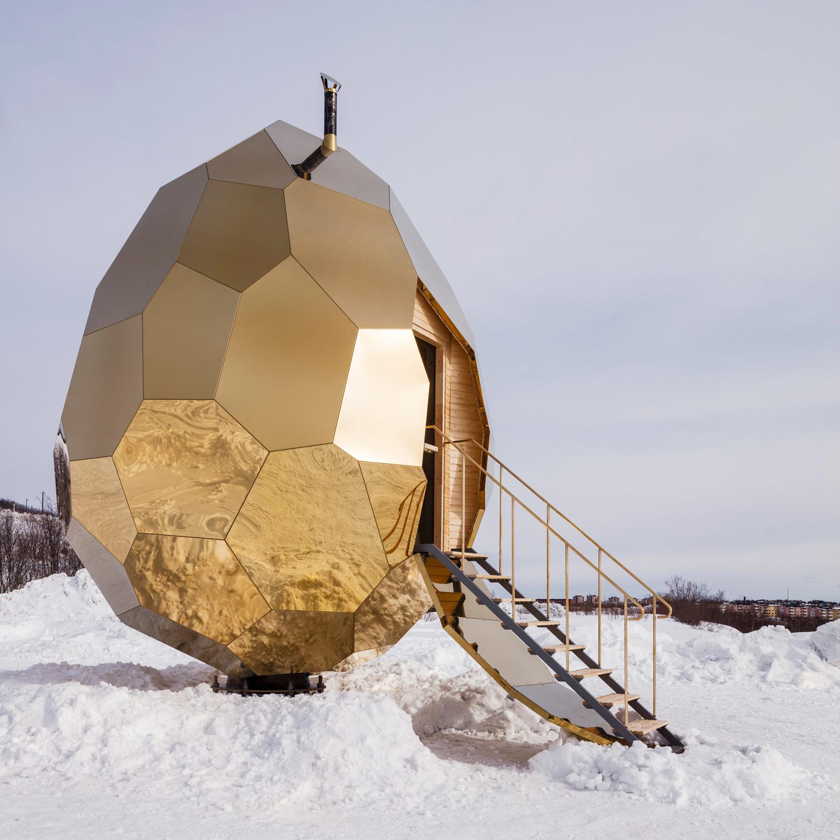 Дизайнерские бани и сауны: 15 проектов (галерея 1, фото 4)