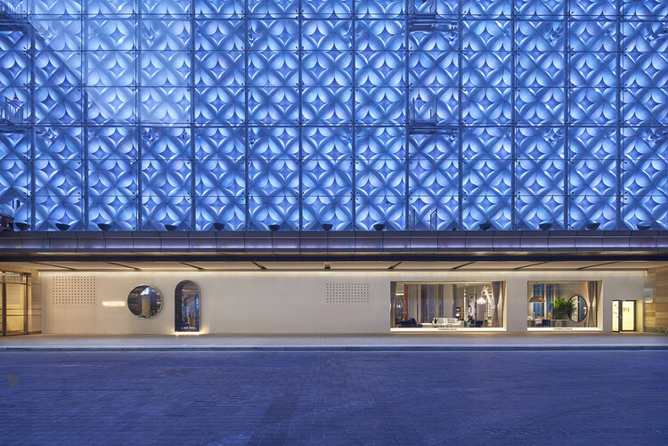 Индустриальный шик: дизан-бутик Shouter в Шанхае (галерея 13, фото 3)