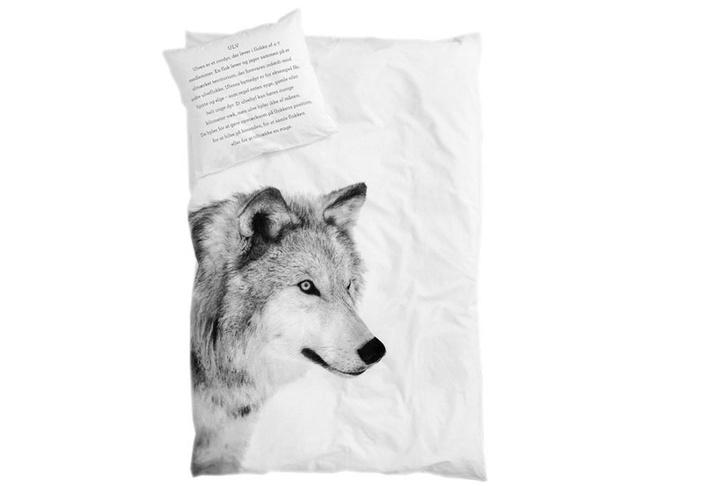 """Постельное белье """"Wolf"""", By Nord"""