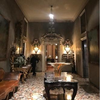 Atelier Swarovski Home в Palazzo Crespi