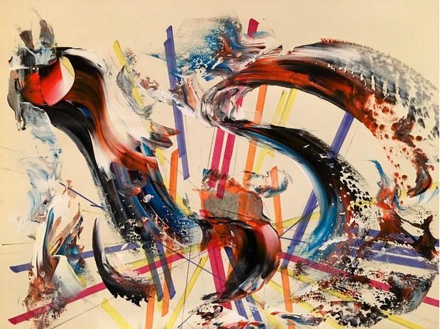 Какого художника называют «королем абстракции» во Франции? (фото 9)