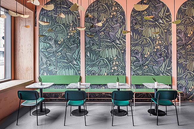 5 романтических кафе в Москве (фото 1)