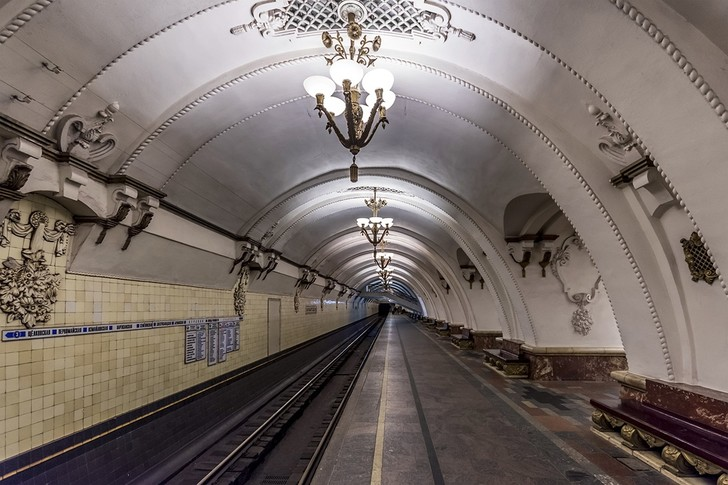 Сегодня 85 лет московскому метро (фото 65)