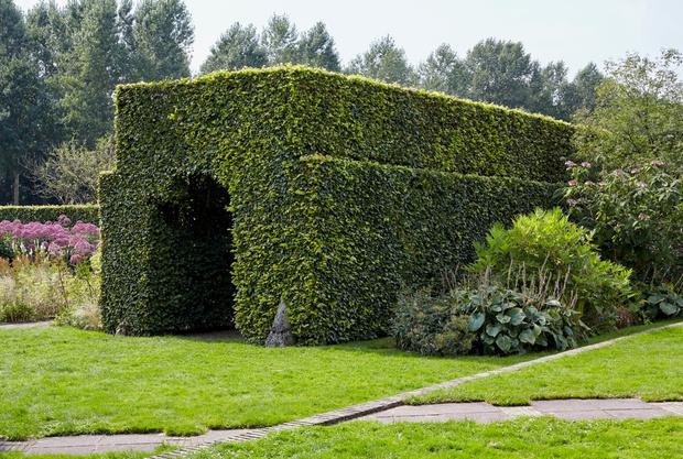Сад ландшафтного дизайнера Пита Удольфа (фото 11)