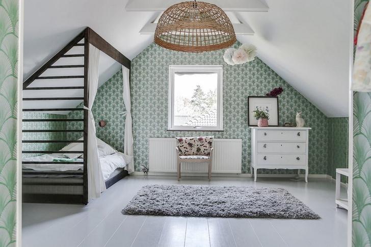 100% сканди-шик: дом в шведской глубинке (фото 22)