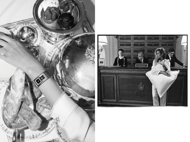 Элис Деллал, Нозоми Лиджима и Альма Ходоровски в новой истории Chanel (фото 1)