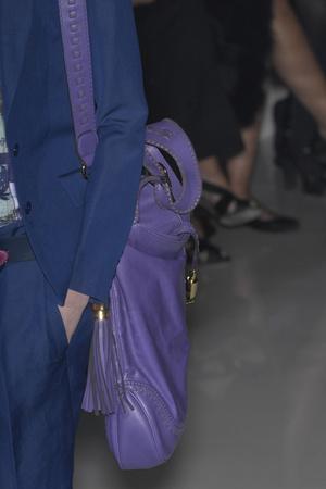 Показ Gucci коллекции сезона Весна-лето 2009 года Prêt-à-porter - www.elle.ru - Подиум - фото 82071