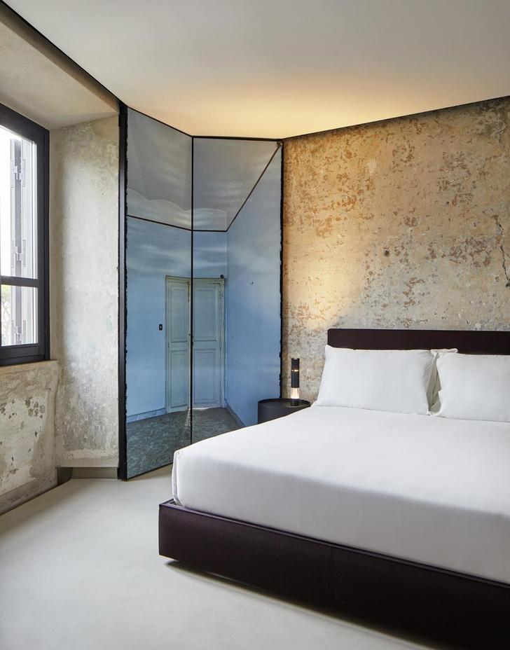 Необычный отель от Жана Нувеля The Rooms of Rome (фото 5)