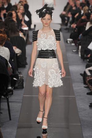 Показ  коллекции сезона Весна-лето 2009 года Haute couture - www.elle.ru - Подиум - фото 86327