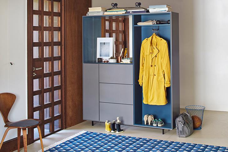 Хранение в прихожей: советы дизайнера Жени Ждановой (фото 1)
