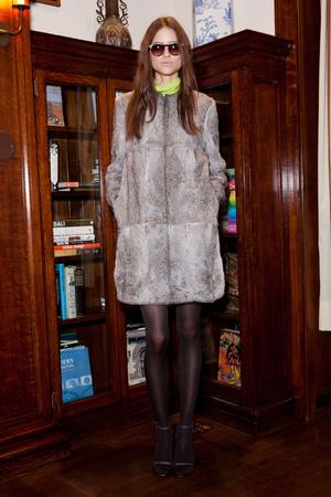 Показ Jenni Kayne коллекции сезона Осень-зима 2012-2013 года Prêt-à-porter - www.elle.ru - Подиум - фото 335893