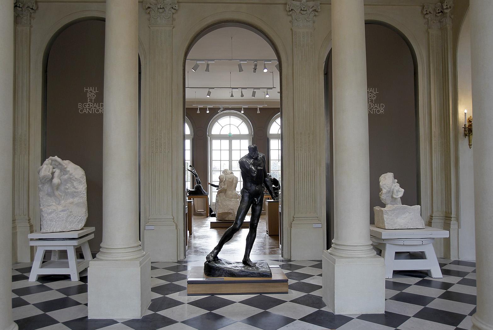 Музей Родена в Париже открывается после реставрации | галерея [1] фото [7]