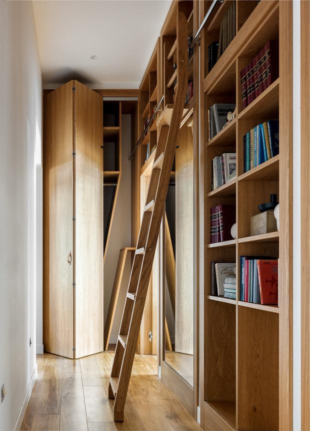 Светлая квартира для семьи с двумя детьми в Санкт-Петербурге (фото 8)