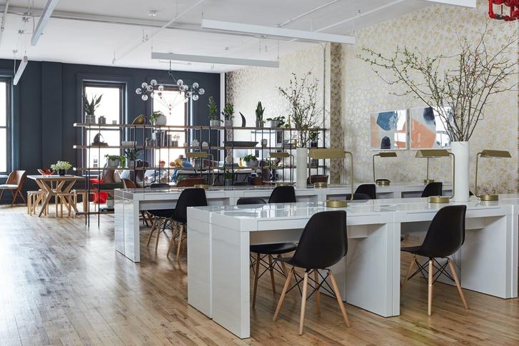 Эклектичный офис Man Repeller в Нью-Йорке (фото 5)