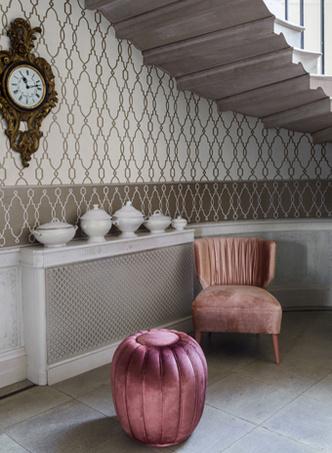 Cole&Son, O-Design, обои, декор стен, дизайн, дизайн интерьера