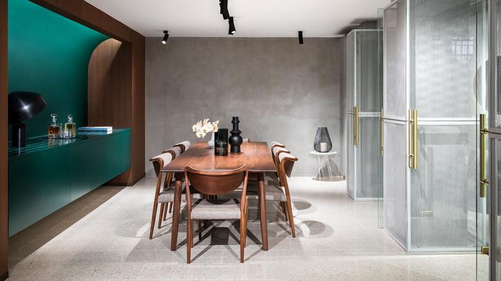 Индустриальный шик: мебельный бутик в Мельбурне (фото 2)