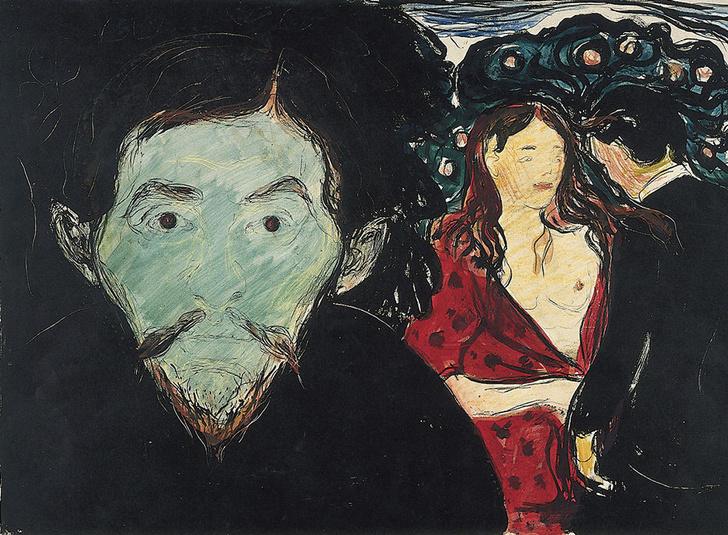 В Третьяковской галерее открывается выставка Эдварда Мунка (фото 9)