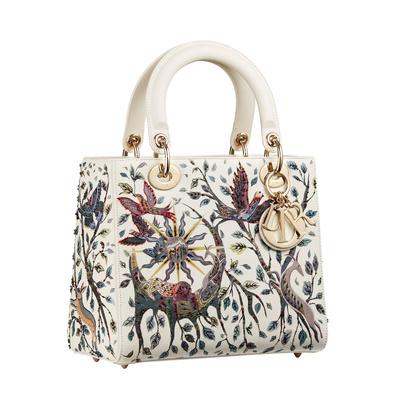 История одной сумки: как Lady Dior стала культовым аксессуаром? (галерея 2, фото 0)