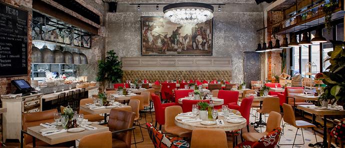 Ресторан «Высота 5642»