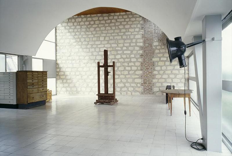 Студия Ле Корбюзье в Париже открылась после реставрации (галерея 5, фото 2)