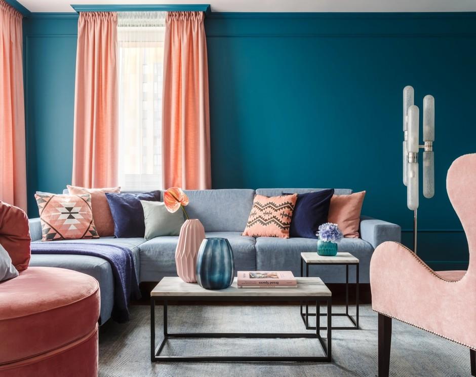 21 интерьер с розовой мебелью (галерея 0, фото 1)