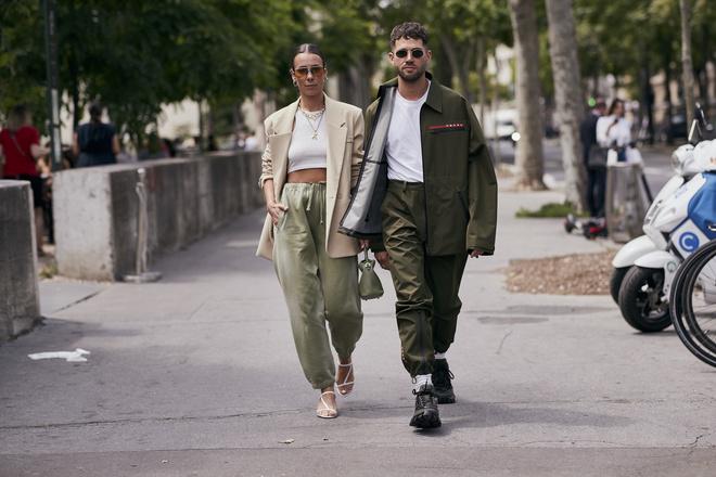 Лучшие стритстайл-образы на мужской Неделе моды в Париже (фото 9)