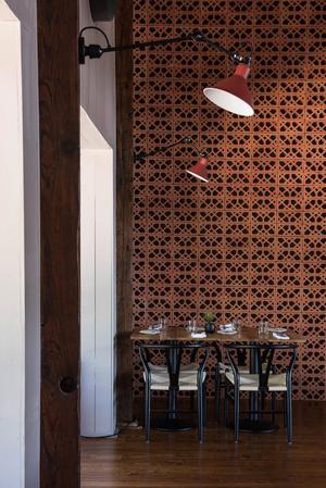 Светлый ресторан в Лиссабоне (фото 4.1)