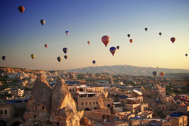 ELLE Inspiration: самые красивые места планеты, в которых стоит побывать (фото 2)