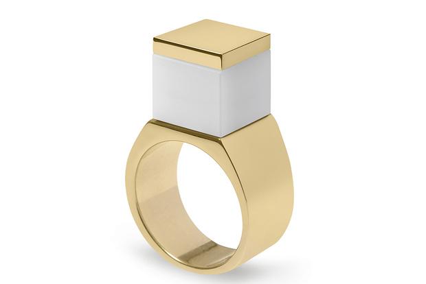 Кольцо, Tod's, 13 200 руб.