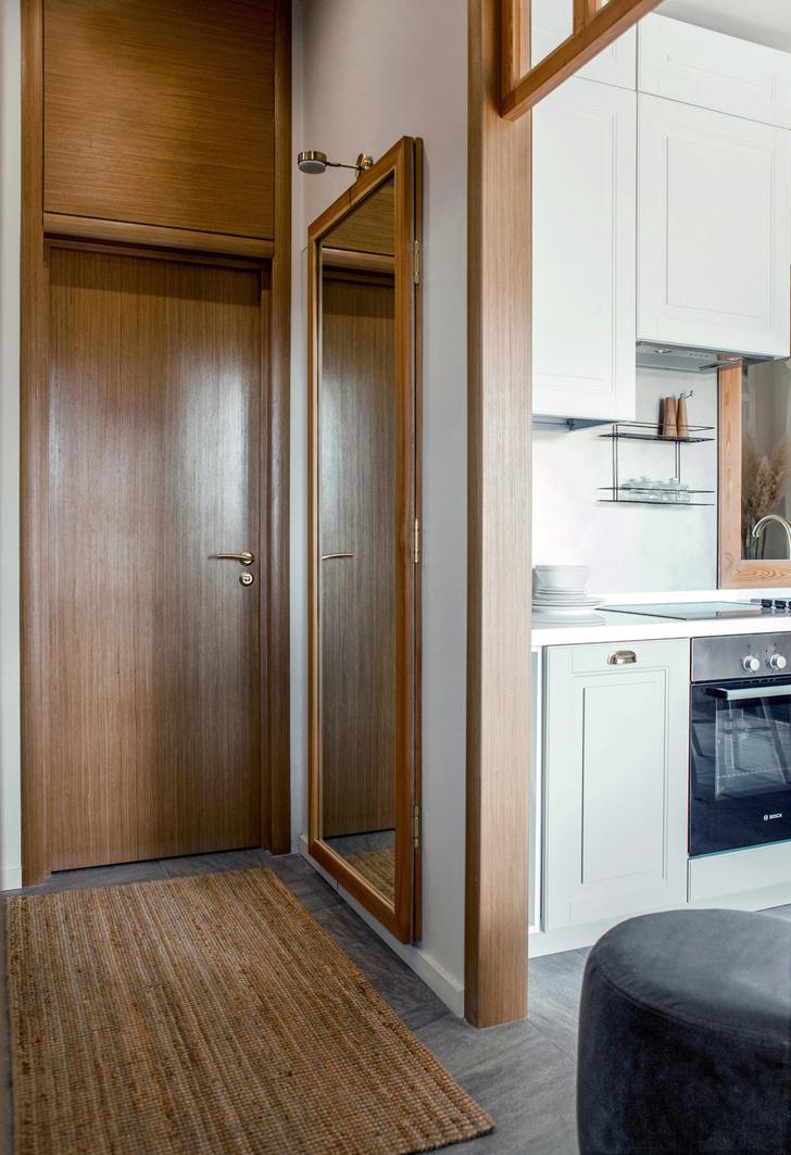 Курортный роман: квартира 58 м² в Сочи (фото 6)