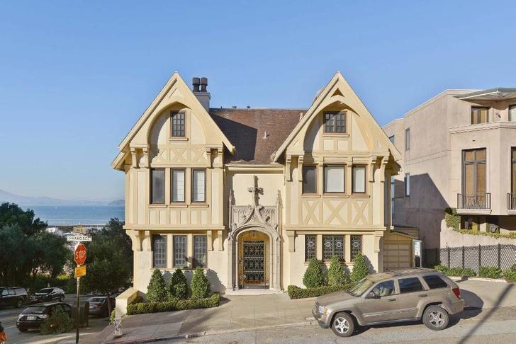 Дом Николаса Кейджа в Сан-Франциско (фото 0)
